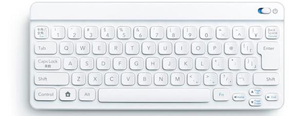 nintendo bluetooth keyboard