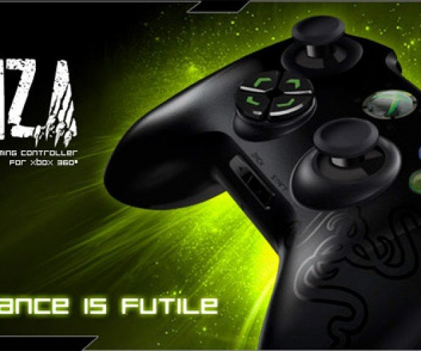 Razer Onza Xbox 360 Controllers Pre-Orders Come and Go in a Blink