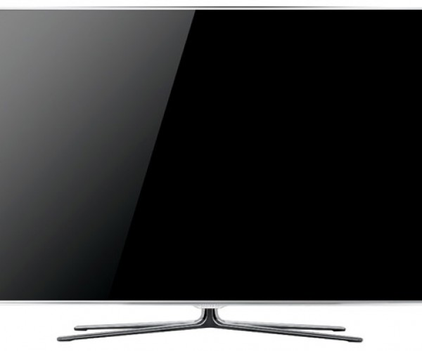 Samsung D7000 and D8000 TVs Say Goodbye to Bezels