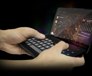 Razer Switchblade is an Awesome Portable Gaming Concept