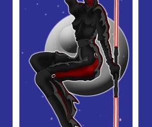 sexy darth maul 300x250