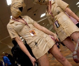 Silent Hill Nurses Land in Ohio