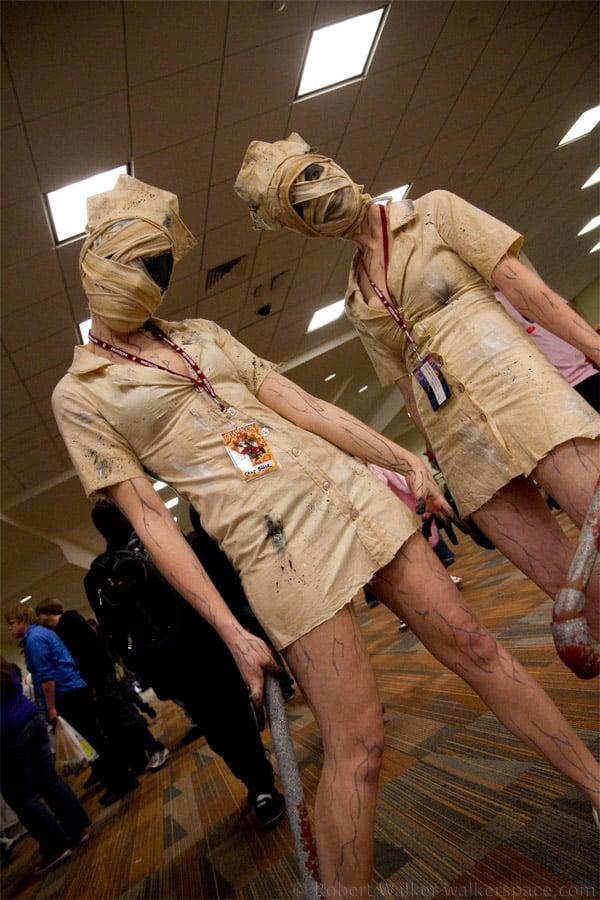 Silent Hill Nurses Land In Ohio Technabob