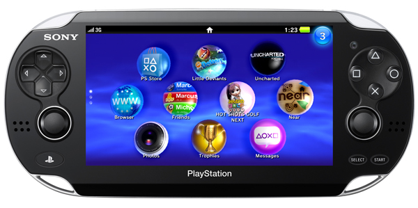 sony psp2 ngp next generation portable