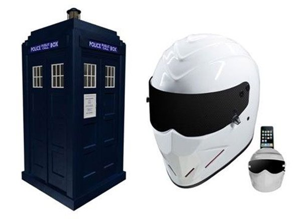 speakal tardis top gear speakers