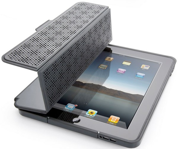 Speck CandyShell Wrap for iPad Protects and Serves