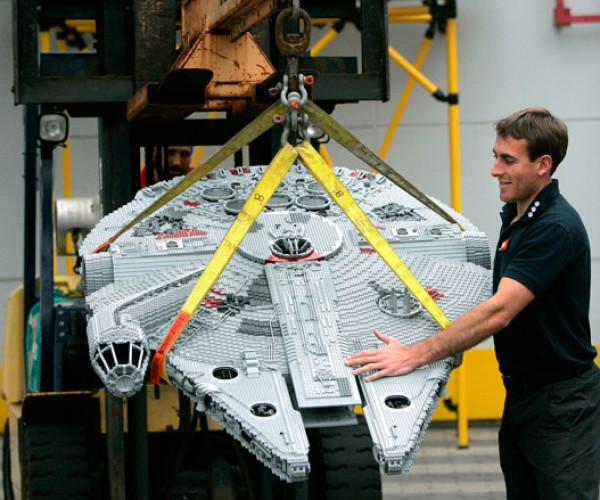 LEGOLAND Star Wars Drops New Model Pics