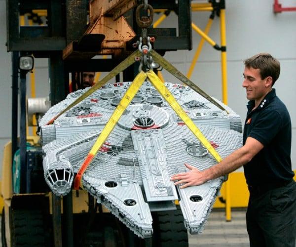 LEGOLAND Star Wars Drops New Model Pics