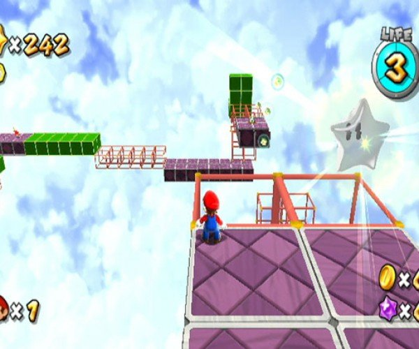 Modders Working on Super Mario Galaxy 2.5