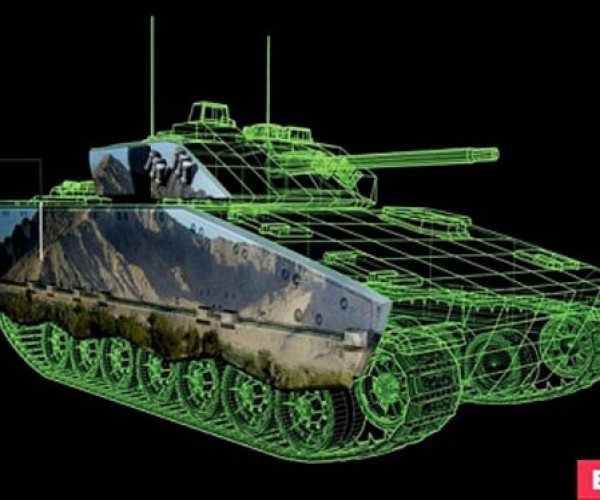 British Military Wants Invisible Tanks by 2013