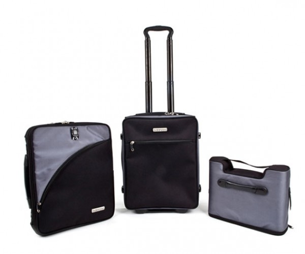 Balanzza Truco Carry-on Bag is the Geeks Travel Companion