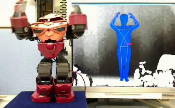 v-sido_kinect_robot_control