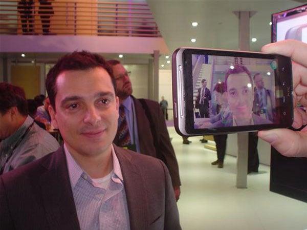 viewdle facial recognition software