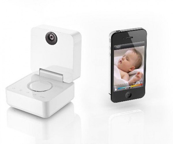 Withings Smart Baby Monitor Keeps an Eye on Bebe with the iPhone