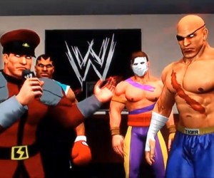 Street Wrestler: Street Fighter Characters in WWE Smackdown vs. Raw