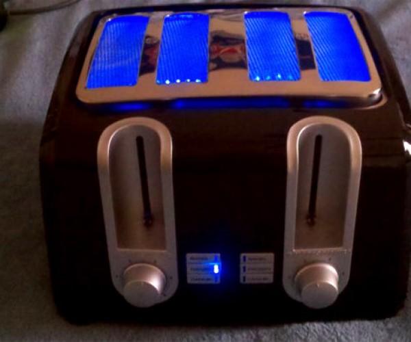 Xbox 360 + Toaster = XToaster360