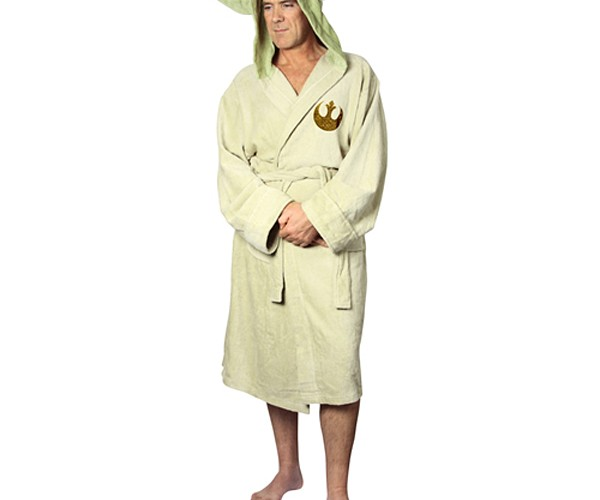 Style, This Robe Has None