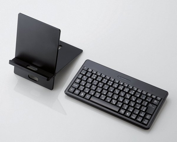 elecom japan stand keyboard ipad apple input