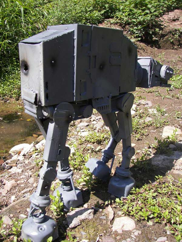 star wars at at imperial walker computer parts