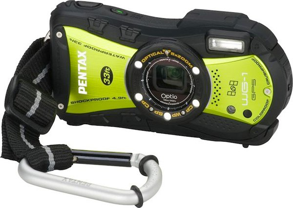 pentax rugged optio camera point shoot
