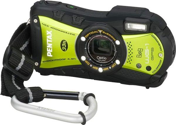 pentax rugged optio camera point shoot