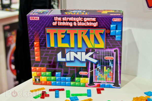 tetris video game board link john adams retro