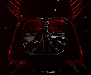 Mateusz Sypien's Star Wars Tribute Art: For Dark Siders Only