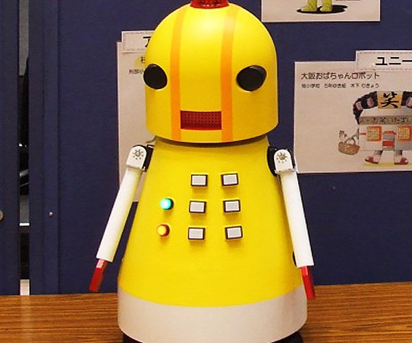 RURO: The Cutest Robot You've Ever Seen!