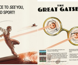 The Great Gatsby: Now Available on NES!