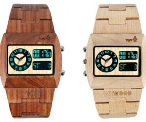 WeWood Sustainable Watches: Wood is Good?