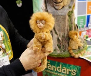 Tandar Interactive Robot Monkeys: The New Furbys?
