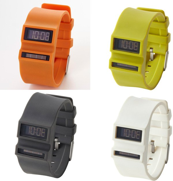 idea sol watch japan timepiece solar power