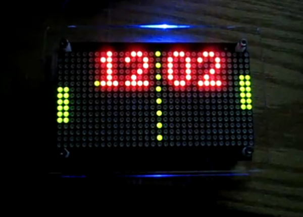 wise clock diy arduino timepiece hack pong