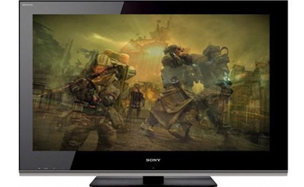 sony dual view 3d hdtv ps3