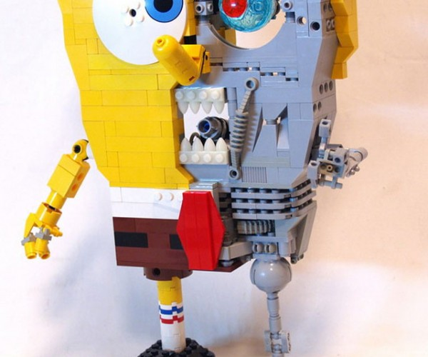 Spongebob Terminatorpants