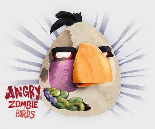angry zombie birds by tomasz kaczkowski 6