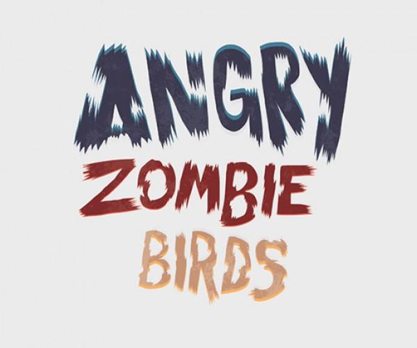 angry zombie birds by tomasz kaczkowski 7