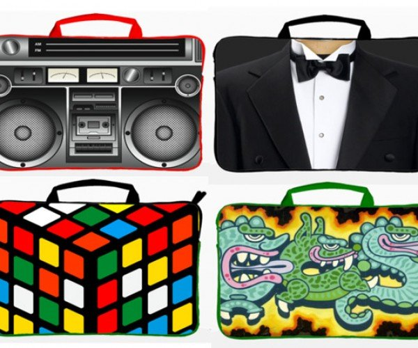 Caseable Custom Laptop Cases Give Your Notebook Some Extra Personality