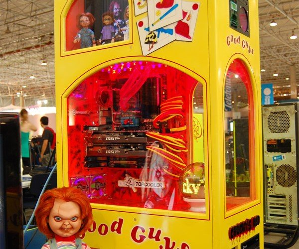 Chucky Casemod is One Killer PC