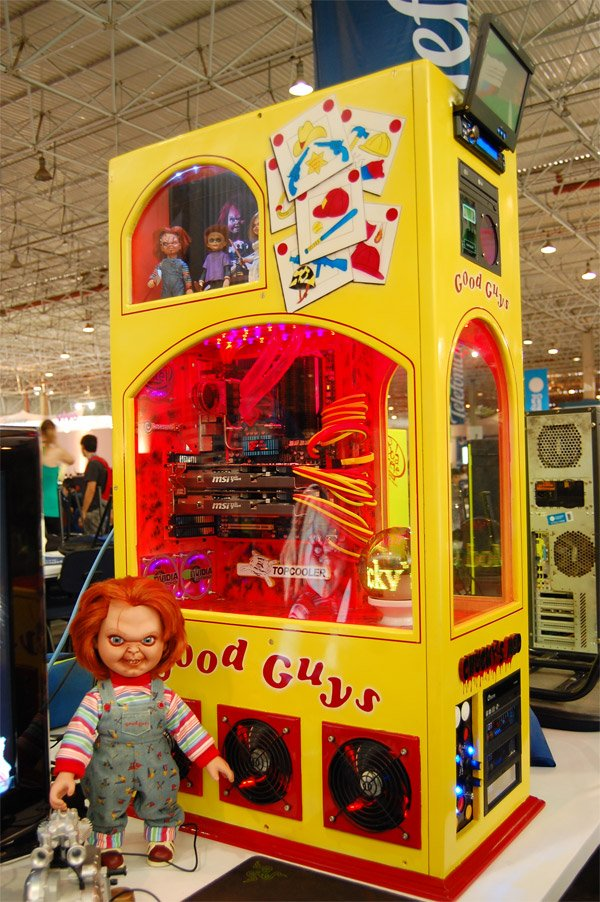 chucky good guys casemod