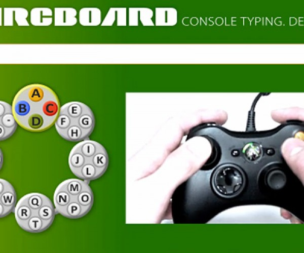 Circboard Console Typing Software: Amazing, But Not Original?