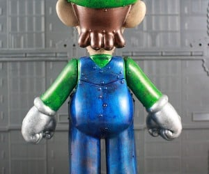 custom luigi mech by kodykoala 6