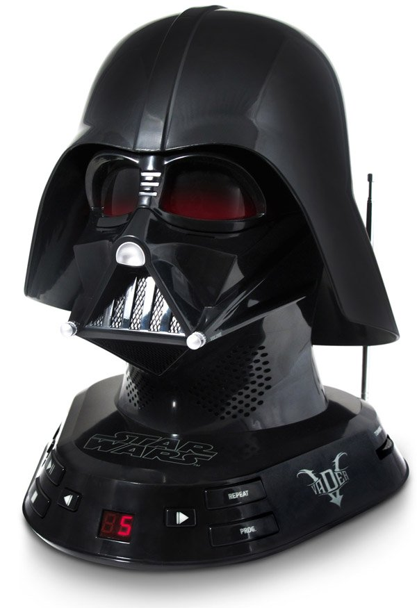 Darth Vader Cd Boombox I Find Your Lack Of Built In Mp3