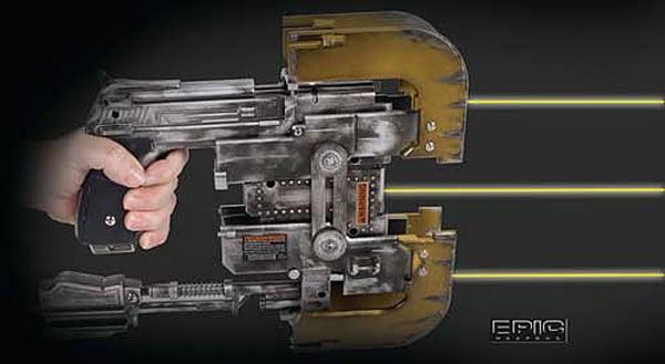 dead space plasma cutters also budget slashers technabob