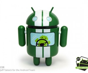Dzyplastic Series 2 Android Figurines: Not the Droids You Were Looking For