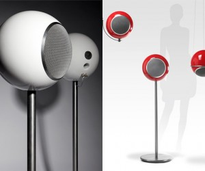 Elipson Planet L Speakers Don't Look Much Like Planets