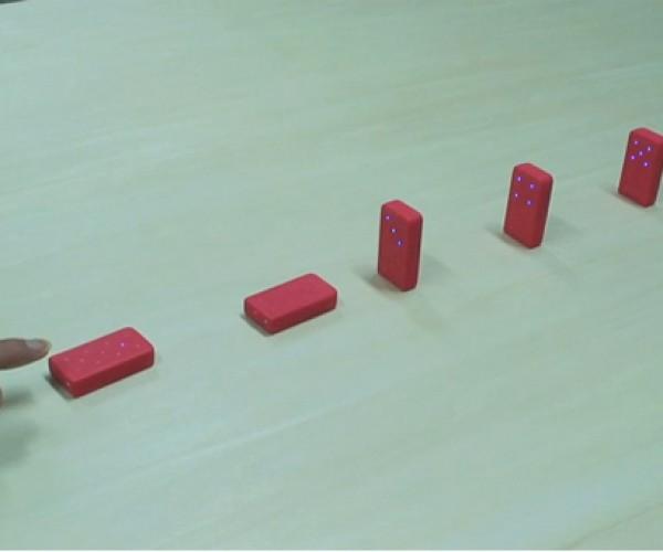 Esper: Dominoes Reinvented