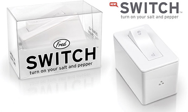 fred switch salt pepper shaker