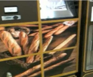 French Bread Vending Machine: That's All We Knead Now