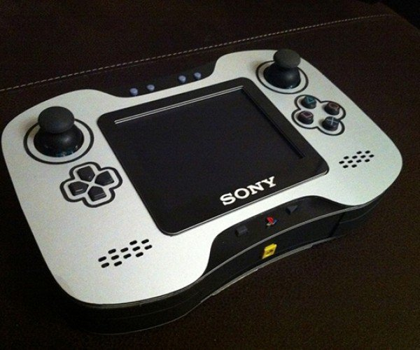 Handheld PS2: Not Really Portable, But Still Awesome